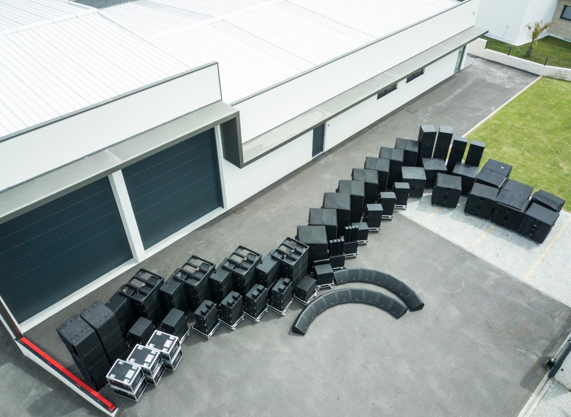 Nhà máy sản xuất Next Proaudio
