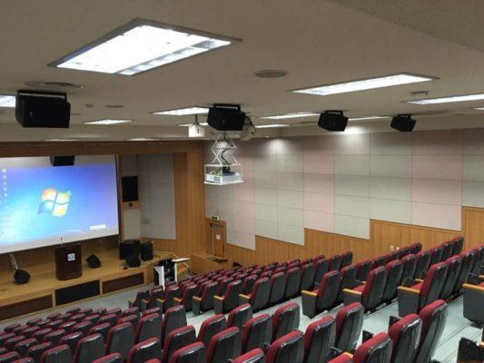 Lắp đặt âm thanh hội trường cho UBND Thành phố Điện Biên