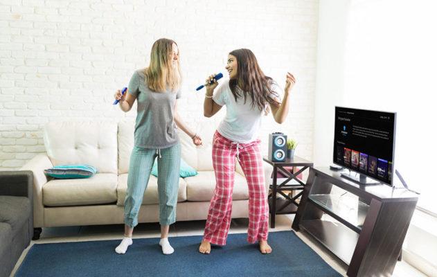 Am thanh karaoke giúp chúng ta giải trí