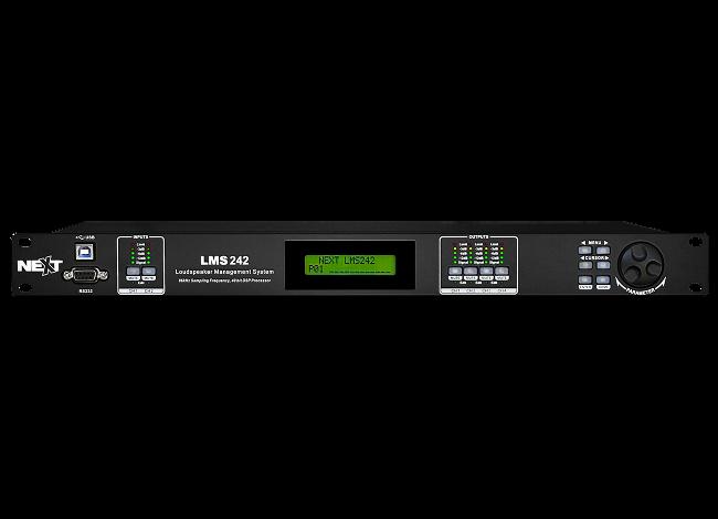 Bộ xử lý kỹ thuật tích hợp vang số LMS242