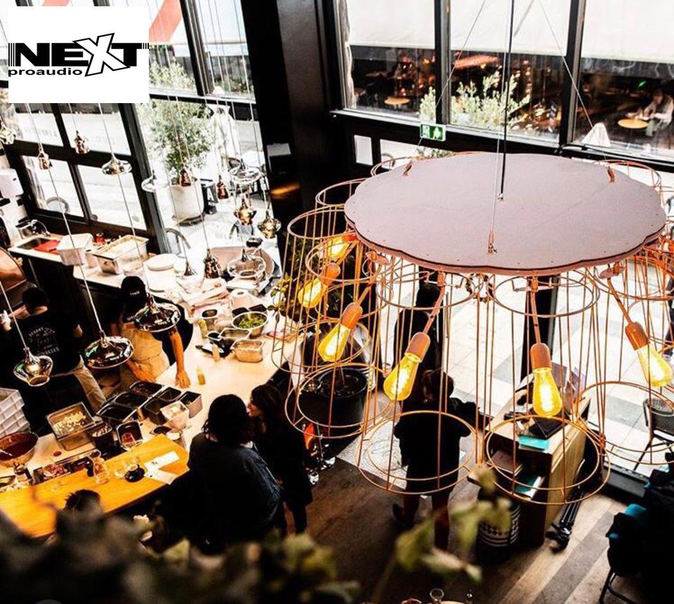 âm thanh cafe Next proaudio