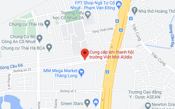 Số 79, Đường 23, KĐT Thành Phố Giao Lưu, Cổ Nhuế 1, Quận Bắc Từ Liêm
