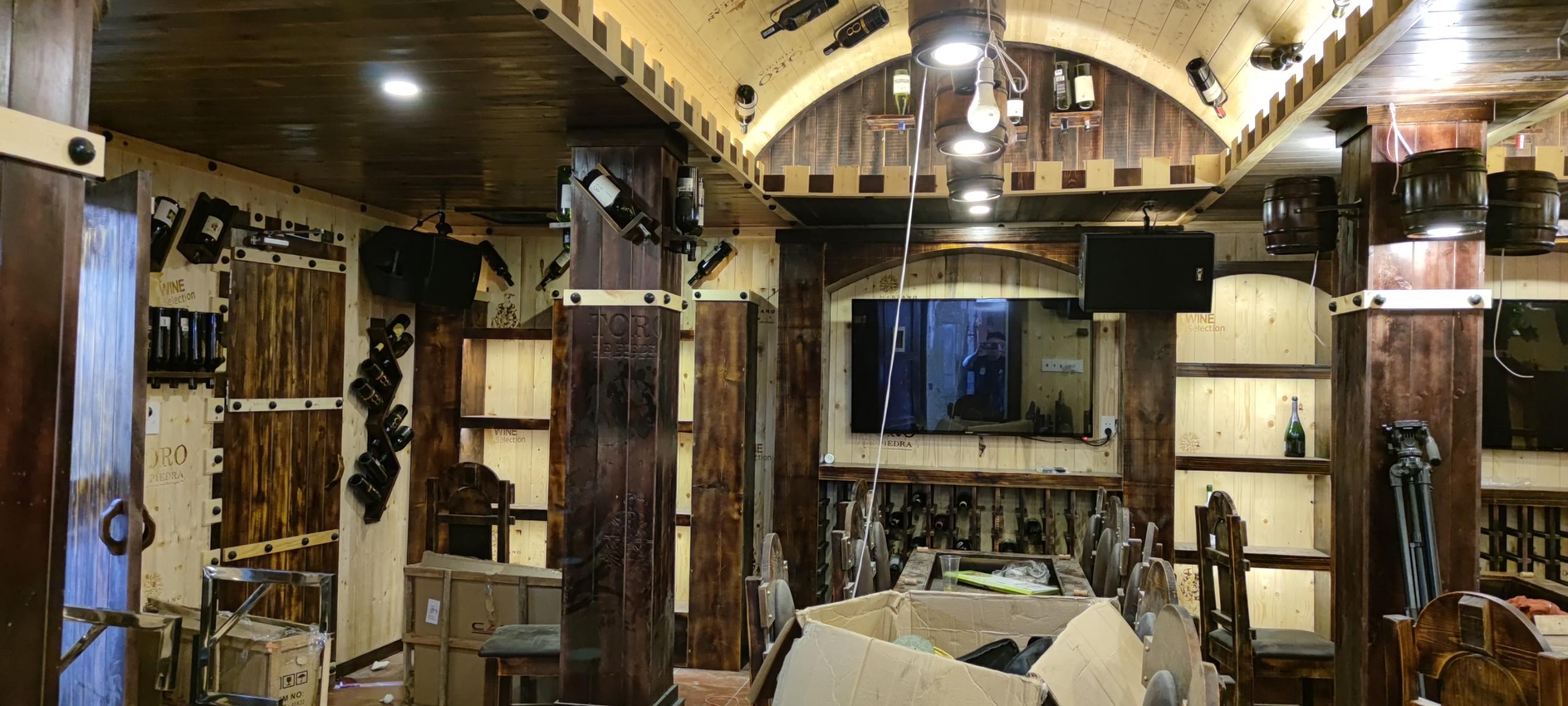 Dự án Lắp đặt hệ thống âm thanh Next tại nhà hàng Cao cấp ở Bình Dương