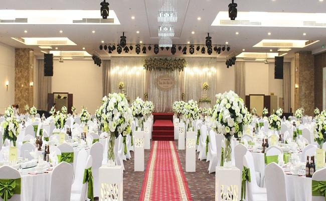 Dự án lắp đặt dàn âm thanh sân khấu nhà hàng Hồng Phúc- Hải Phòng