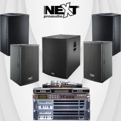 Hệ thống âm thanh cao cấp Next-001