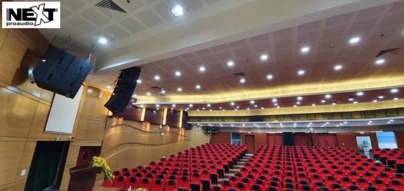 Dự án lắp đặt âm thanh hội trường UBND huyện Châu Thành