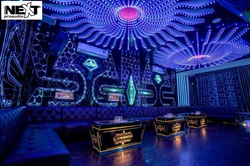 Dự án lắp đặt âm thanh karaoke tại Nghệ An