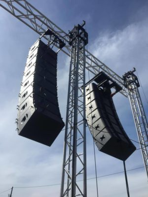 Hệ thống âm thanh của Next cao cấp và chất lượng