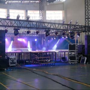 Hội trường ca nhạc vơi sloa hội trường