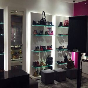 Dự án lắp đặt hệ thống âm thanh tại shop thời trang LEMINO